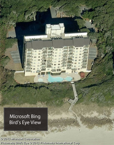 Bing Bird's Eye View
